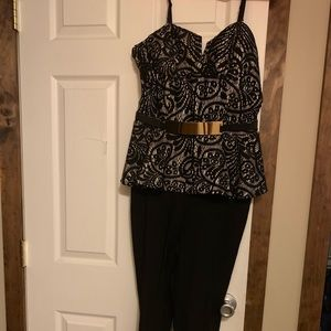 Pantsuit by Material Girl!